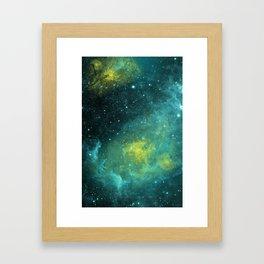 The Outer Rim Framed Art Print