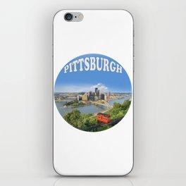 Pittsburgh iPhone Skin