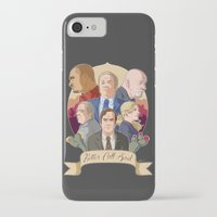 better call saul iPhone & iPod Cases featuring Better Call Saul by NessaSan