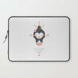 Geisha Love (Japan Contrasts series) Laptop Sleeve