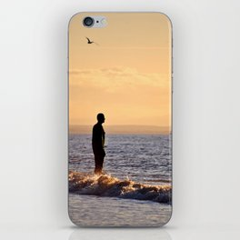 Iron Men of the Sea iPhone Skin