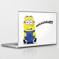 minion Laptop & iPad Skins featuring Minion by Bekka-Kate