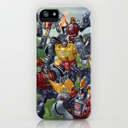 Me, King! iPhone Case