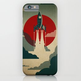 The Voyage iPhone Case