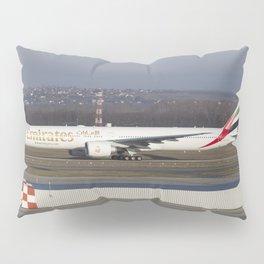Emirates Boeing 777-300ER Pillow Sham