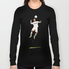 'Airtime' Cristiano Ronaldo Long Sleeve T-shirt