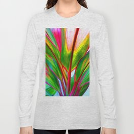Ti Leaf Series #4 Long Sleeve T-shirt