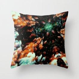 Orbicular Throw Pillow