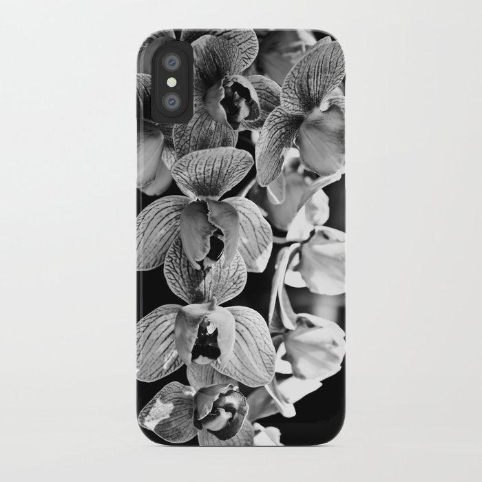 Orchid Noir iPhone Case