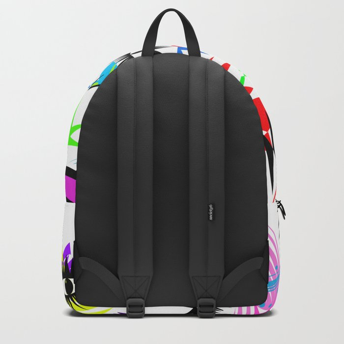 """Protection from the """"evil"""" eye Backpack"""