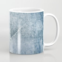 Old grunge rusty metal Coffee Mug