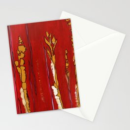 Playful Lines Stationery Cards