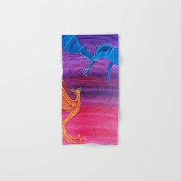 Everlasting Love - Dragon and Phoenix Hand & Bath Towel