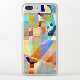 In Sanity Clear iPhone Case