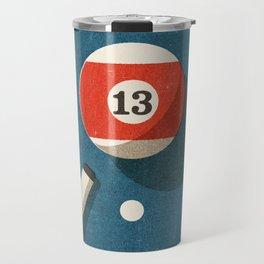 BILLIARDS / Ball 13 Travel Mug