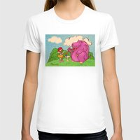 hippo T-shirts featuring Hippo by Rafael Paschoal