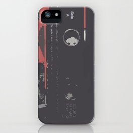 Side A iPhone Case