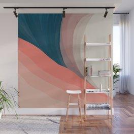 Unforced Rhythms  Wall Mural