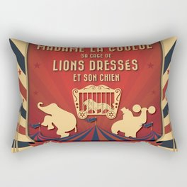 CIRQUE PRICE ROUGE Rectangular Pillow