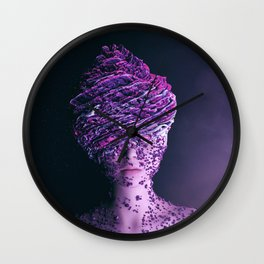 Sunscreen Wall Clock