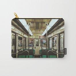 Paris Metro cab Carry-All Pouch