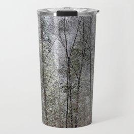 Snow Dusted Trees, No. 1 Travel Mug
