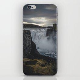 Dettifoss, Iceland iPhone Skin