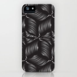 Metallic clew iPhone Case