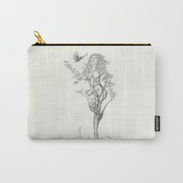 Tree Dancer in Flight Carry-All Pouch