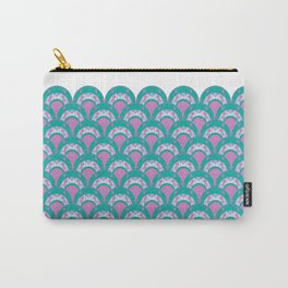 Mermaid Shells Carry-All Pouch