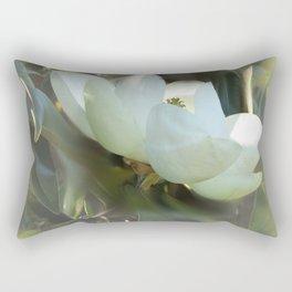 Magnolia Kiss Rectangular Pillow