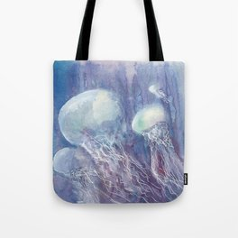 Jelly-ish Tote Bag