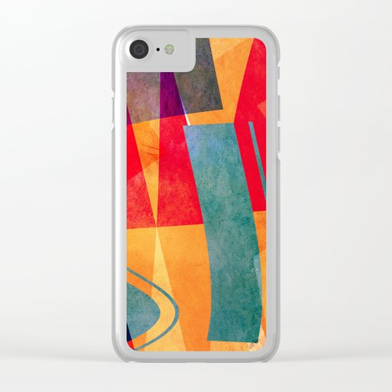 Towers Clear iPhone Case