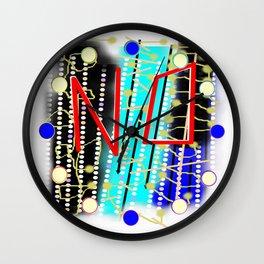 No 01 Wall Clock