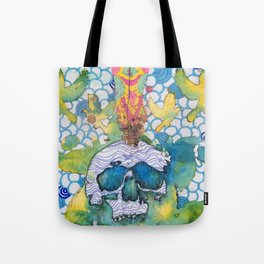 Expansion of the Mind Tote Bag
