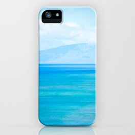 Blue Afternoon iPhone Case