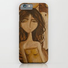 Moon Girl Slim Case iPhone 6s