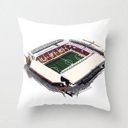 Anfield Throw Pillow