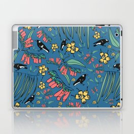Magpie Muddle Laptop & iPad Skin