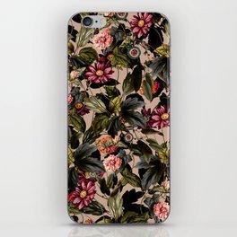 Vintage Garden II iPhone Skin