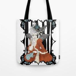Madame Batshit Tote Bag