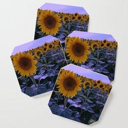 sunflower wonderland Coaster