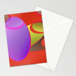 More pushovers Stationery Cards