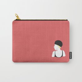 Swim in the red wine Carry-All Pouch