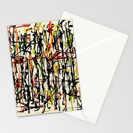 Abstract Composition 715 Stationery Cards