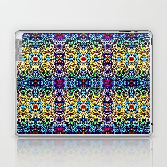 Deco Garden 3 Laptop & iPad Skin