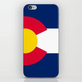 Flag of Colorado iPhone Skin