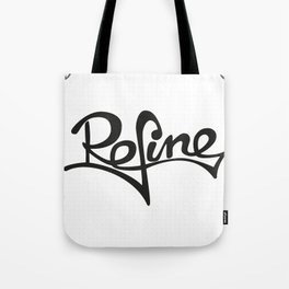 refine Tote Bag