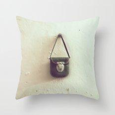 Keep a Secret Throw Pillow