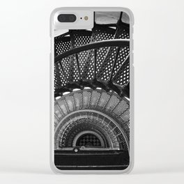 Flight 12 Clear iPhone Case
